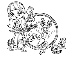 fancy littlest pet shop coloring pages to print 47 for seasonal