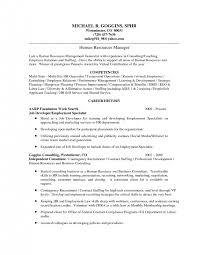 Human Resource Resumes Hr Assistant Cv Template Job Description Sample Candidates Human