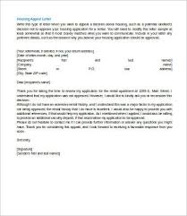 appeal letter 8 free sample example format free u0026 premium