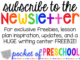 first 10 days of lesson plans and more pocket of preschool