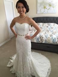 la sposa mullet wedding dress on sale 40 off