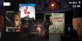 5 scary games to download if you u0027re staying in this halloween