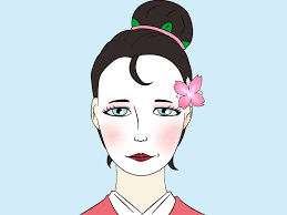 How To Apply Halloween Makeup by Mulan Halloween Makeup Images