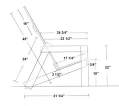 Free Wood Outdoor Chair Plans by Diy Outdoor Lawn Furniture Extreme How To