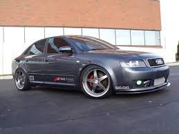 audi a6 modified audi a4 wagon slammed additionally 2003 a6 custom likewise