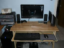 Gaming Station Computer Desk Furniture Cool Gaming Station Computer Desk For Your Room