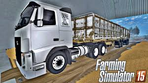 volvo lorry volvo trucks farming simulator 2015 15 ls mods
