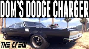 how to build a dodge charger the crew fast furious car build dom s dodge charger car build