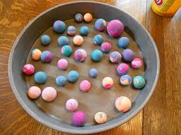 almost unschoolers homemade marbles