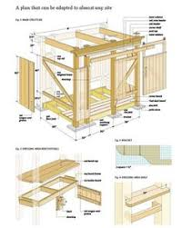 free outdoor shower wood plans outdoor showers pinterest