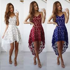 amazing us womens lace evening cocktail party dress ladies