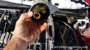 2001 05 honda civic motor mount replacement automotive repair