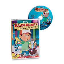 disney handy manny tooling dvd bed bath u0026