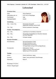 Lebenslauf Vorlage Inhalt Der Lebenslauf Verwaltungsfachangestellter Verwaltungswirt