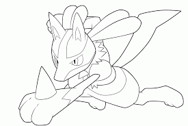 pokemon coloring book pages funycoloring