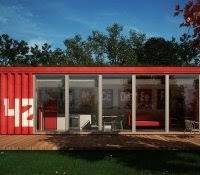shipping container homes interior design shipping container homes cost build home book ideas house plans