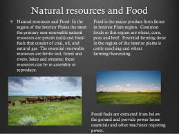Interior Resources 6 Physical Regions Of Canada