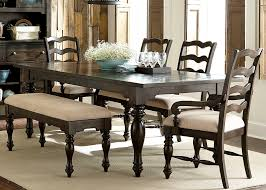 liberty dining room sets southern pines dining room set by liberty furniture home gallery