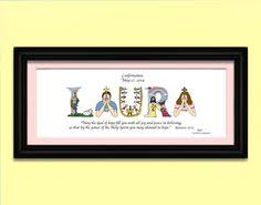 personalized christian gifts 50th wedding anniversary gift personalized using letters from the