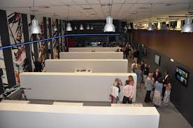 volvo office valencia sailing volvo ocean race inaugurates brand new hq in