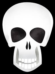 halloween png transparent white skull transparent clipart gallery yopriceville high