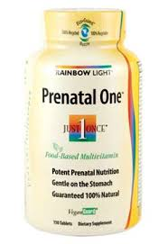 rainbow light just once prenatal one new rainbow light prenatal one multivitamin 150 count bottle ebay