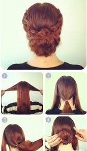 directions for easy updos for medium hair image result for updos for long hair step by step outfits