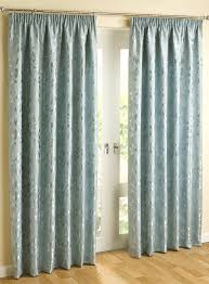 alice pencil pleat curtain duck egg curtains u0026 accessories