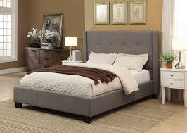 modern wingback bed king wingback bed king and other style