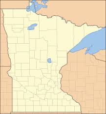 mn counties map list of counties in minnesota