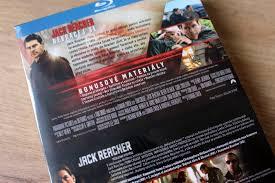 Jack Reacher Bathroom Scene Jack Reacher 1 2 Collection 2 Blu Ray