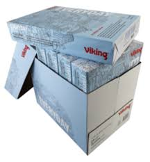 paper ream box viking everyday copy a4 80gsm economy printer paper white 5