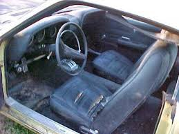 1969 Ford Mustang Interior 1969 Ford Boss 302 Garage Find