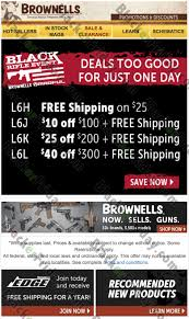 brownells black friday 2017 sale deals cyber monday 2017