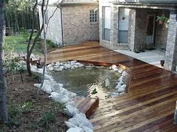 outdoor home decor outdoor deck i think i would like smaller water feature more