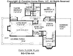 two bedroom cottage floor plans small cottage style house plan sg 1016 sq ft affordable small home