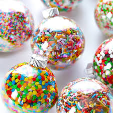 awesome handicraft easy to make christmas ornaments with green