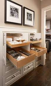 Pull Out Shelves For Kitchen Cabinets 17 Best Images About Organization On Pinterest Bike Storage
