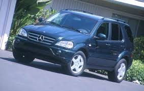 mercedes m wagon used 2001 mercedes m class for sale pricing features