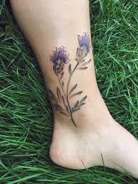 235 best thistle tattoos images on ideas