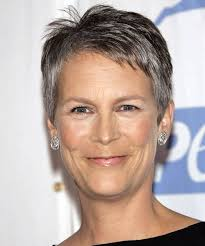 how to get the jamie lee curtis haircut jamie lee curtis short straight casual hairstyle