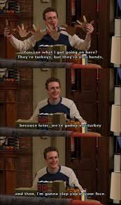 how i met your slapsgiving thanksgiving tv episodes
