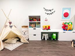 playroom makeover with ikea stuva system kids u0027 rooms