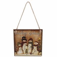 wooden snowman decorations promotion shop for promotional wooden