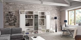 Briques Parement Interieur Blanc Accueil Design Et Mobilier Quelle Déco Associer à Des Meubles Laqués Blancs Meubles Gautier