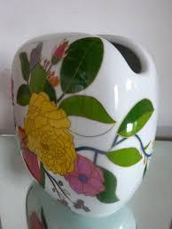 Bauer Vase Vintage Studio Line Vase By Wolf Bauer For Rosenthal For Sale At