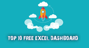 Excel Template Dashboard Top 10 Free Excel 2013 Dashboard Templates