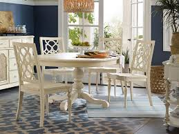 Kitchen Round Table by Dining Room