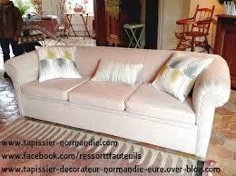 ressort canapé canapé réalisé avec du tissu aquaclean par ressort t fauteuils