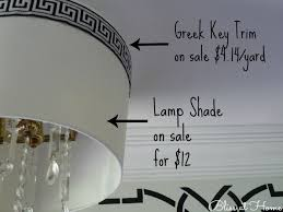 Diy Chandelier Lamp Diy Chandelier With Shade Macgyver Style Bliss At Home